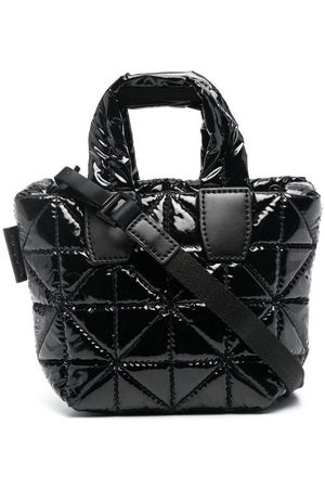 VeeCollective Quilted mini tote bag