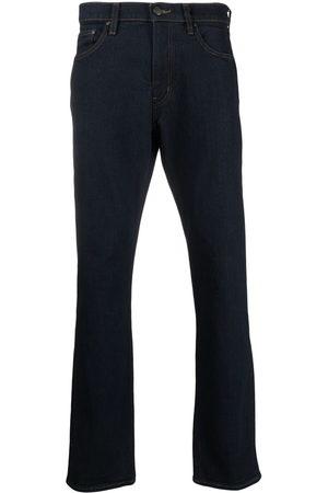 Michael Kors Men Straight - Mid-rise straight-leg jeans