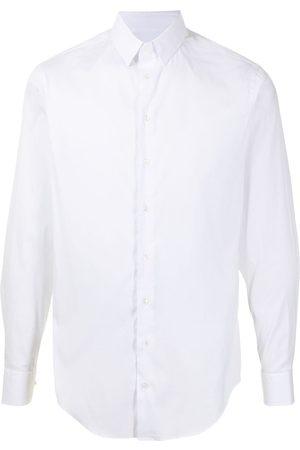 Armani Men Long sleeves - Long-sleeved button-up shirt