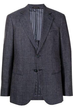 Armani Men Blazers - Single-breasted tailored jacket