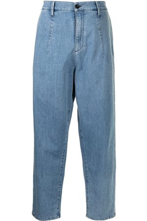 Armani Straight-leg denim jeans