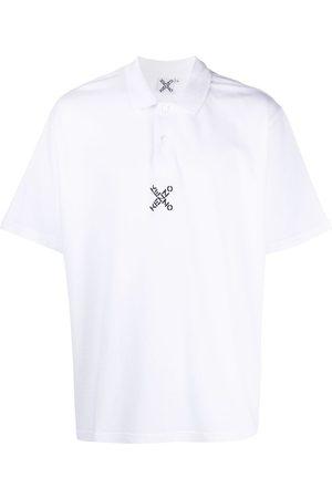 Kenzo Logo-print polo shirt