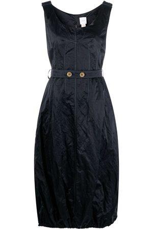 Patou Women Midi Dresses - Crinkled sleeveless midi dress