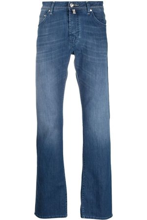 Jacob Cohen High-rise straight leg jeans