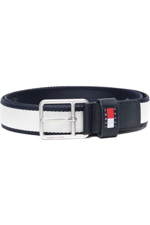 Tommy Hilfiger Elevated heritage Webbing buckle belt