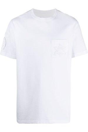 Maharishi Men Short Sleeve - Star Patch short-sleeve T-shirt