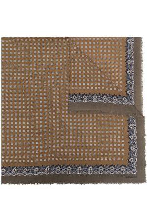 Saint Laurent Women Scarves - Graphic-print scarf