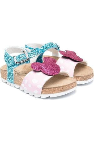 Moa Kids X Disney Minnie Mouse sandals