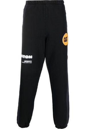 Heron Preston Men Sweatpants - X Caterpillar two-tone track pants