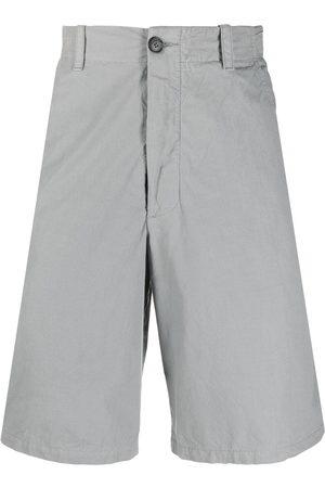 Kenzo Men Shorts - Knee-length chino shorts - Grey