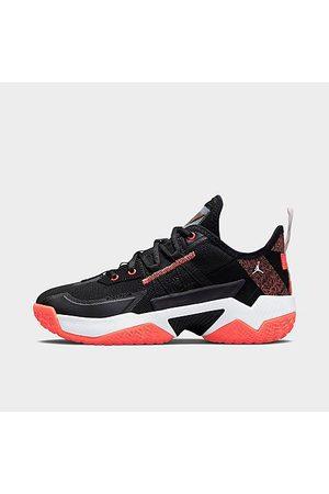 Nike Jordan Big Kids' Jordan One Take II Basketball Shoes in / Size 4.0