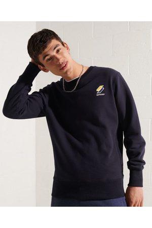 Superdry Men Sweatshirts - Sportstyle Essential Crew Neck Sweatshirt