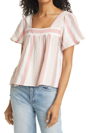 Rails Women's Savon Stripe Popover Top