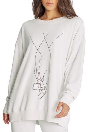 Wild Fox Women's Line Art Sweatshirt