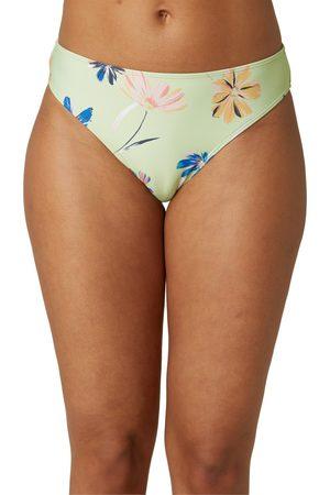 O'Neill Women's Sandy's Brook Reversible Floral Bikini Bottoms