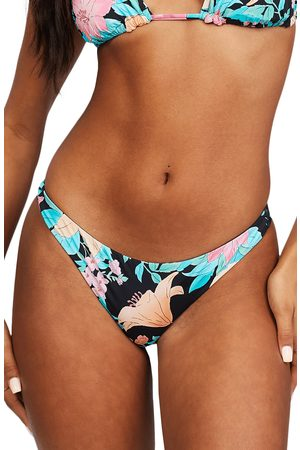 Billabong Women's Tropic Time Reversible Tanga Bikini Bottoms