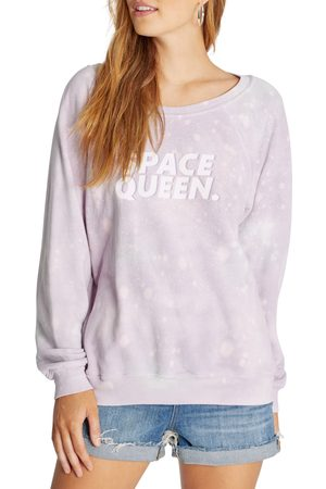 Wild Fox Women's Space Queen Sommers Graphic Pullover