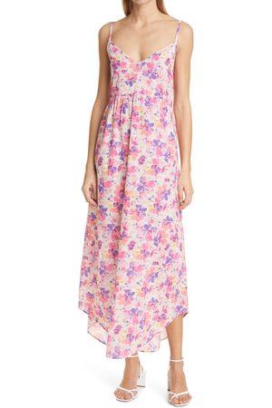 LOVESHACKFANCY Women's Faraday Floral Slipdress