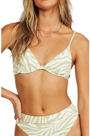 Billabong Women's Jungle Town Underwire Bikini Top