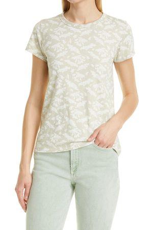 RAG&BONE Women T-shirts - Women's All Over Floral T-Shirt