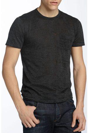 John Varvatos Men's Burnout Slim Fit T-Shirt