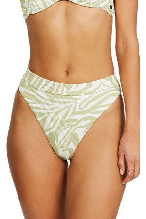 Billabong Women's Maya Jungle Town Tanga Bikini Bottoms
