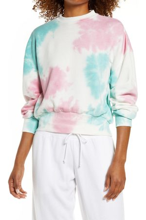 Alternative Women's Alana Drop Shoulder French Terry Pullover