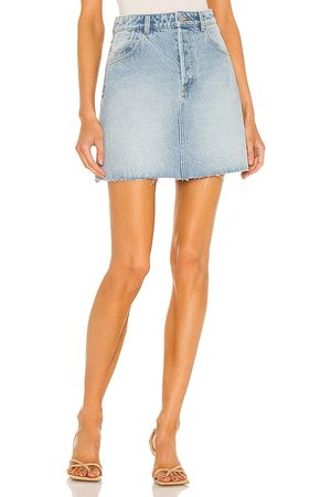 Rollas Classic Mini Skirt in .