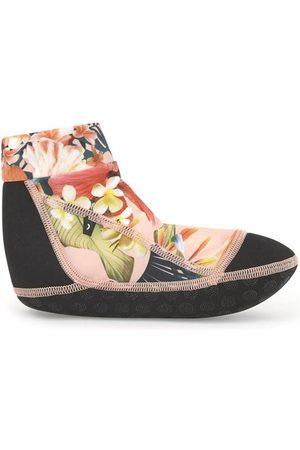 Molo Hawaiian Flowers Zabi Swim Shoes - Girl - 23-24 EU - - Slipper boots
