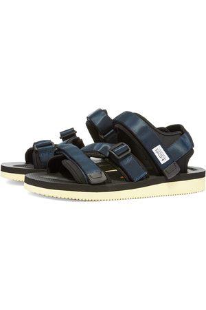 SUICOKE Men Flat Shoes - KISEE-V