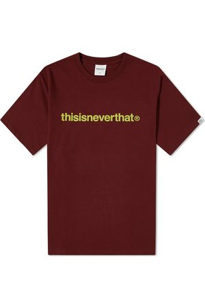 This Is Never That Men T-shirts - T-Logo Tee