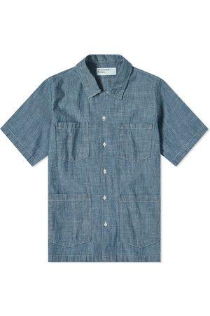Universal Works Chambray Summer Overshirt
