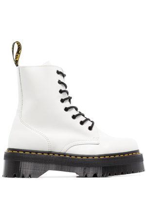 Dr. Martens Women Heeled Boots - Jadon platform boots