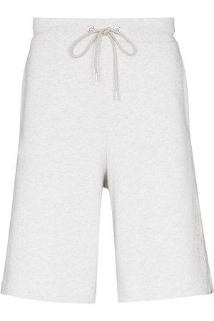 Moncler Drawstring track shorts - Grey