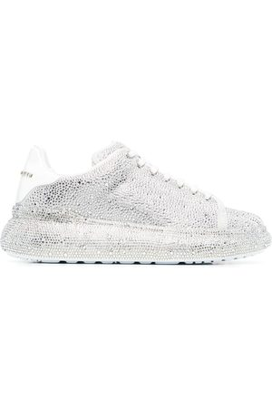 Philipp Plein Runner Crystal sneakers - Grey
