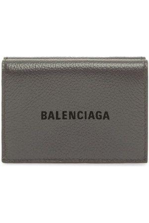 Balenciaga Mini Cash wallet - Grey