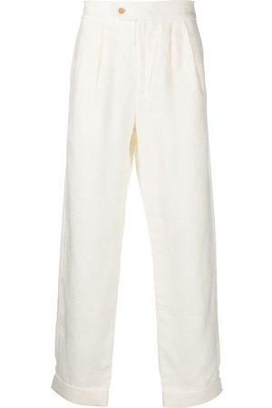 PENINSULA SWIMWEAR Straight-leg trousers - Neutrals