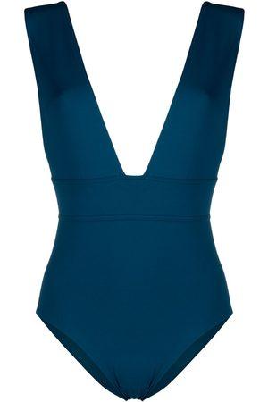 ERES Pigment underbust band swimsuit