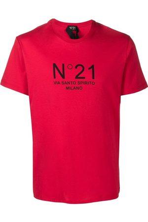 Nº21 Logo-print T-shirt