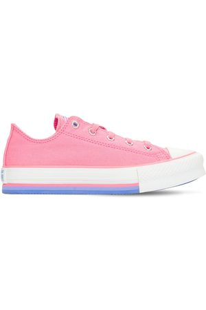 Converse Girls Sneakers - Chuck Taylor All Star Sneakers