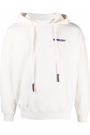 AMBUSH Hoodies - Logo-print hoodie
