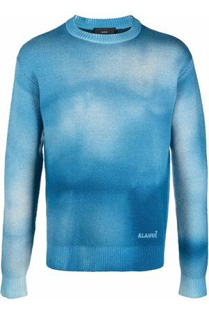 Alanui Dusty Road bandana jumper