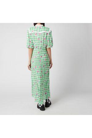RIXO London Women's Gwen Midi Dresses