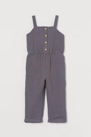 H&M Cotton Jumpsuit