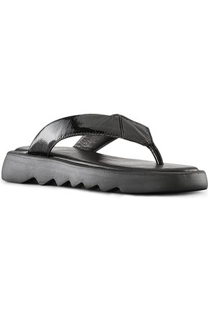 Cougar Women Flat Shoes - Women's Jacy Slip On Thong Sandals