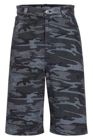 Balenciaga Men Shorts - Skater Shorts