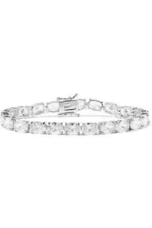 Kenneth Jay Lane Woman -tone Crystal Bracelet Size