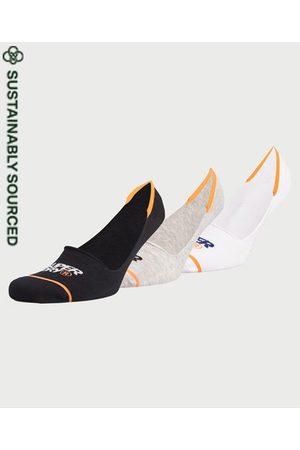 Superdry Organic Cotton No Show Trainer Socks