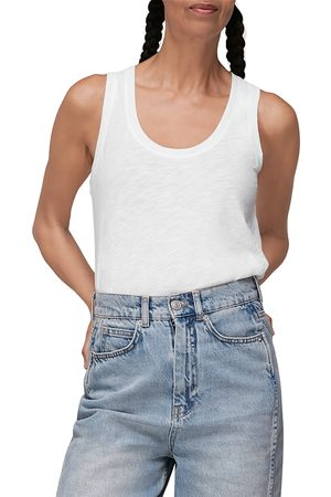 Whistles Easy Basic Tank Top
