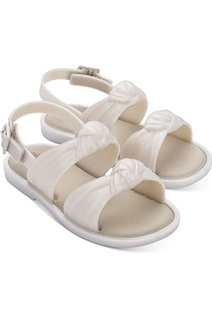 Mini Melissa Girls' Minivelv S Sandals - Walker, Toddler